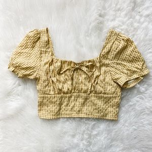 Nasty Gal Crop Top